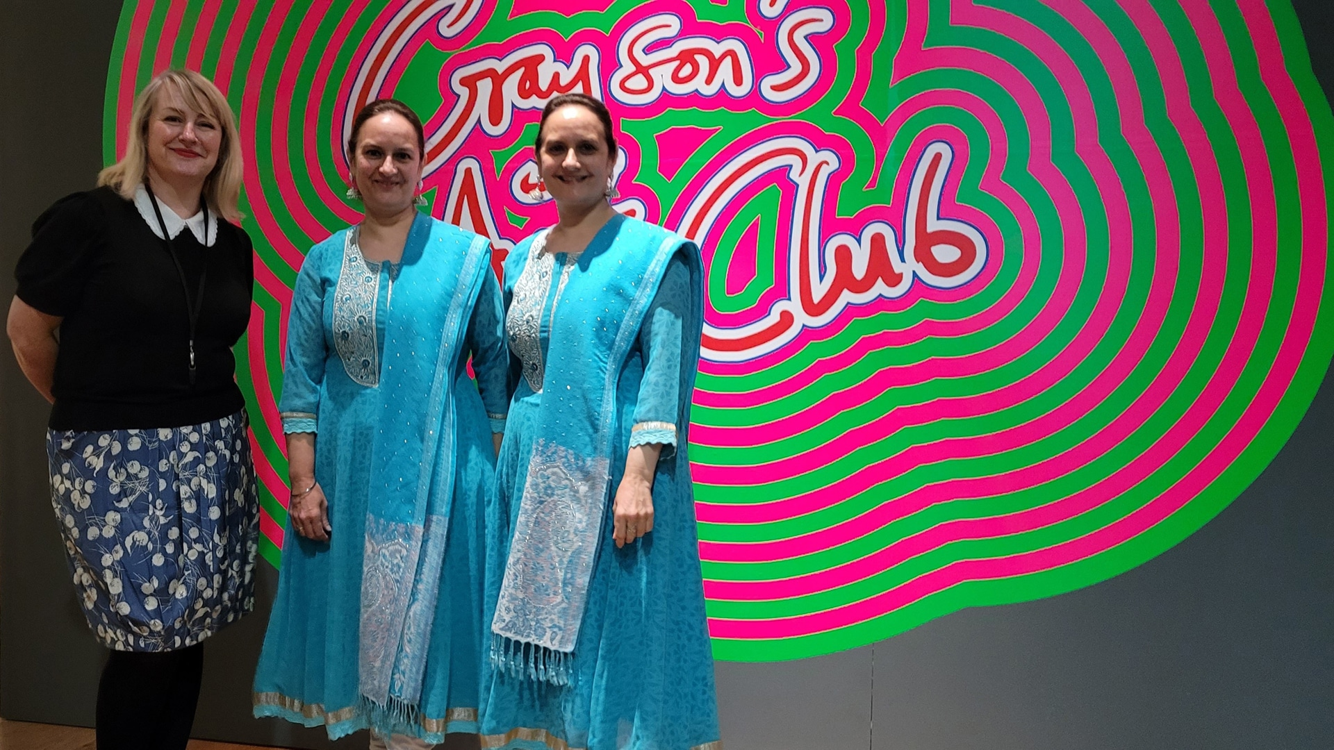 SODEXO Self - Portraits with The Singh Twins